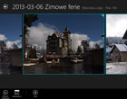Aplikacja Zdjęcia - import zdjęć i pokaz slajdów w Windows 8
