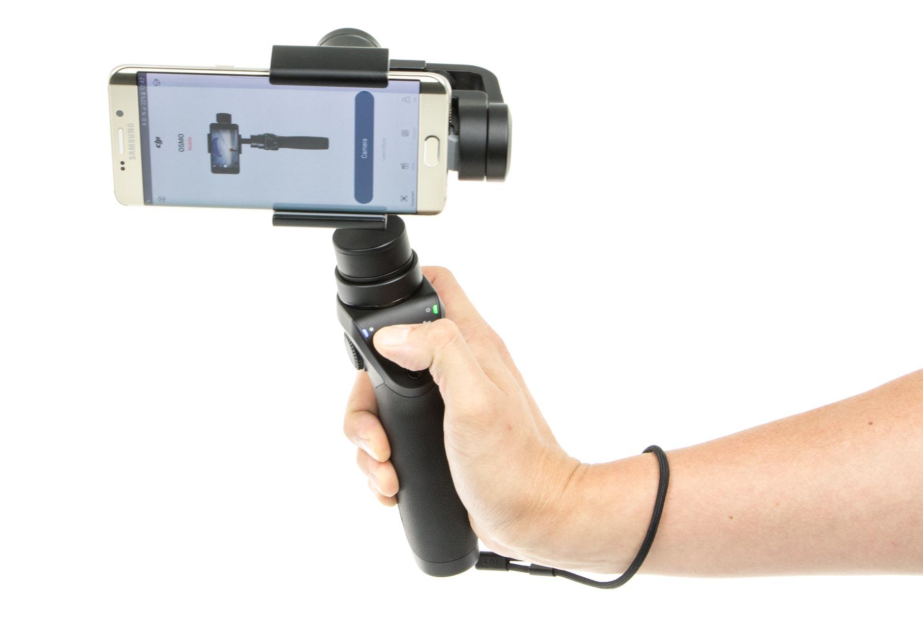 Dji Osmo Mobile Test Rcznego Gimbala Dla Smartfona Zenmuse M1