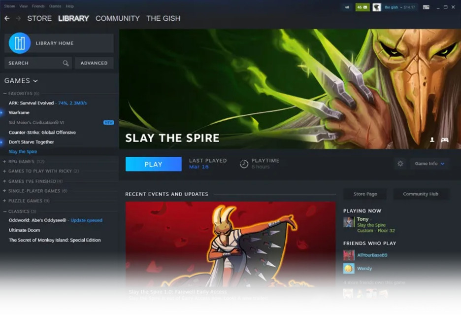 Steam: a new look – 2019