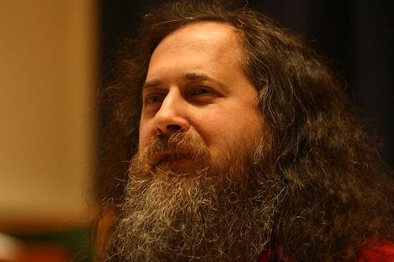 richard stallman rms free wolnego oprogramowanie chmura obliczeniowa cloud computing