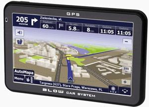 BLOW GPS50YBT