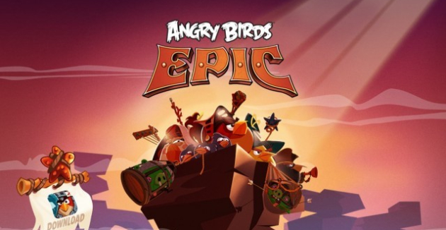 Angry Birds Epic gra