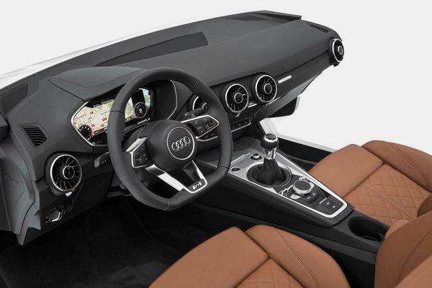 Audi Nvidia kokpit