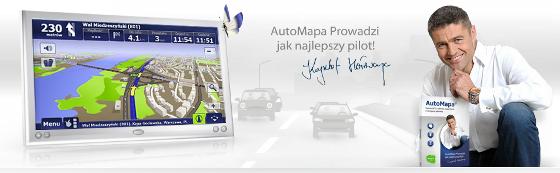 automapa aktualizacja mapy polska europa ios apple appstore