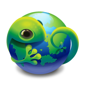 mozilla boot to gecko firefox os system logo