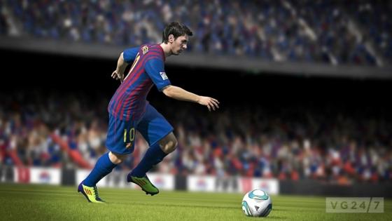 FIFA 13: gra w produkcji - pierwsze informacje o rozgrywce i screeny