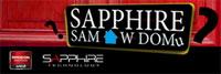 Sapphire Sam wdomu