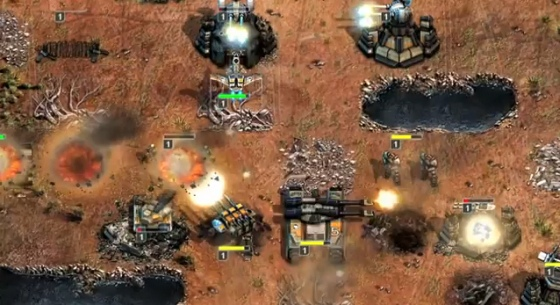 Command and Conquer: Tiberium Alliances - gra MMO