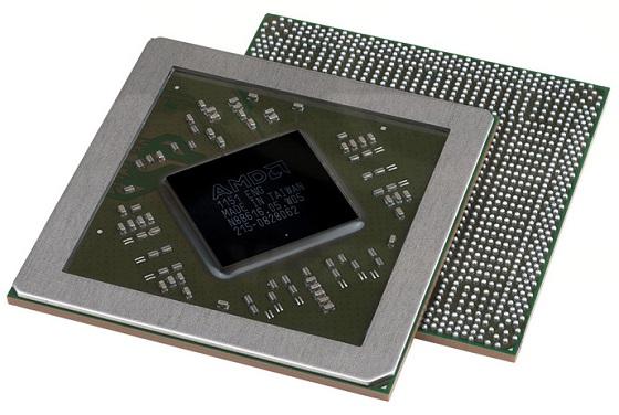 AMD Pitcairn procesor graficzny karta graficzna Radeon HD 7970M zdjęcie
