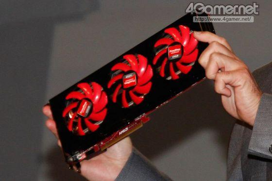 AMD FirePro karta graficzna AFDS 2012 Mark Papermaster chłodzenie zdjęcie