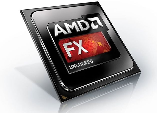 AMD FX procesor grafika