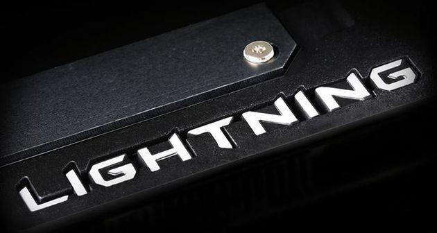 MSI GeForce GTX 780 Lightning karta graficzna obudowa logo