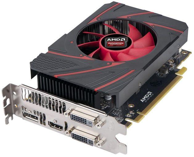 AMD Radeon R7 260X karta graficzna zdjęcie