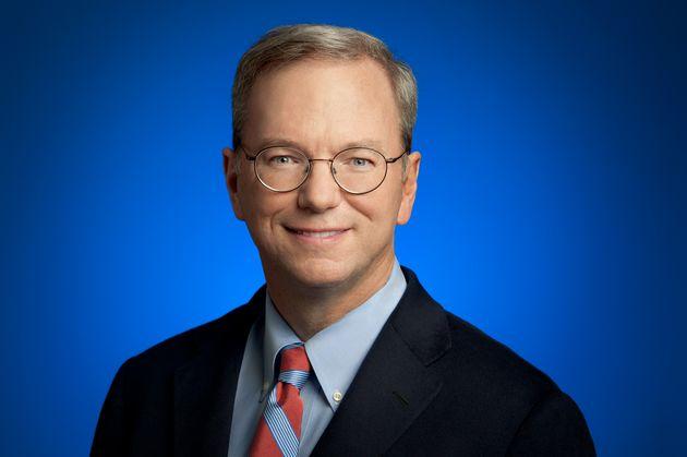 Eric Schmidt prezes wykonawczy Google
