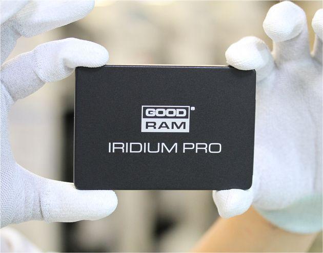 GOODRAM Iridum Pro dysk SSD