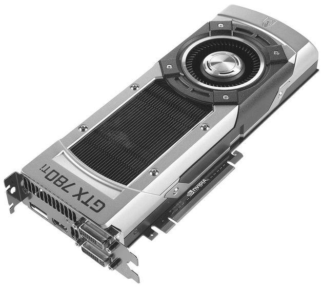 Nvidia GeForce GTX 780 Ti karta graficzna