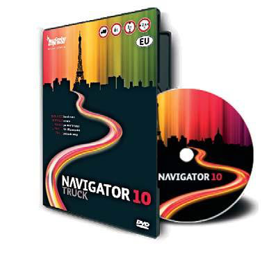 Pocket Navigator 10 Truck Europe EN
