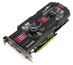 Asus GeForce GTX 560 Ti DCII TOP