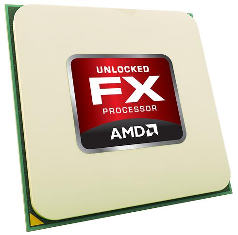 AMD FX Bulldozer procesor zdjęcie