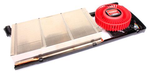 Radeona 7970 - chłodzenie