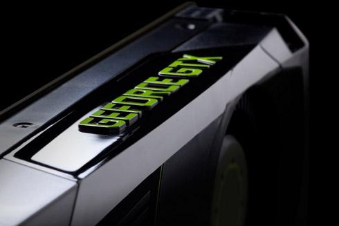 Nvidia GeForce GTX 660 680 karta graficzna obudowa zdjęcie logo