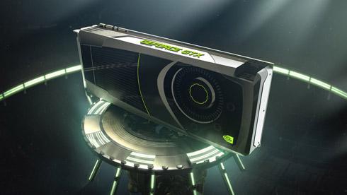 Nvidia GeForce GTX 680 670  ti karta graficzna graphics card zdjęcie photo
