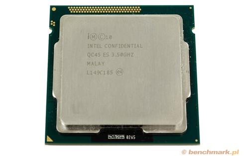 Intel Core i7 3770K Ivy Bridge procesor próbka inżynieryjna ES zdjęcie