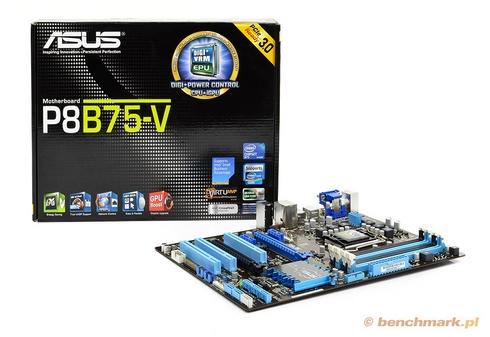 Asus P8B75-V