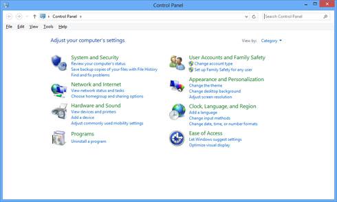 Windows 8 - bezpieczeństwo