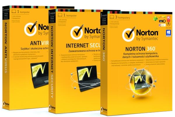 Symantec Norton 360 i Norton Internet Security 2013