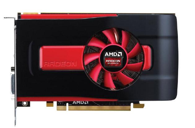 AMD Radeon HD 7790 karta graficzna zdjęcie