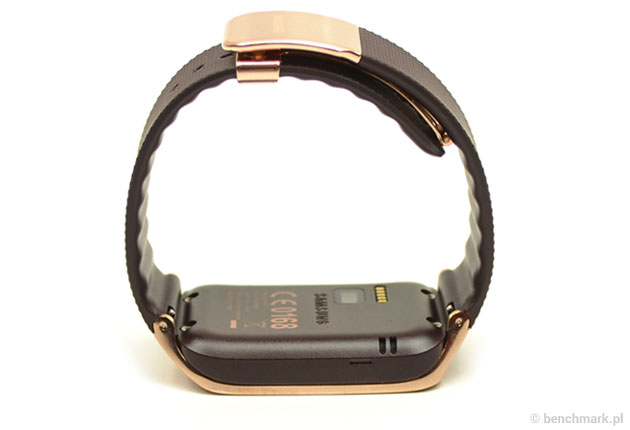 Samsung Gear 2 prawy bok