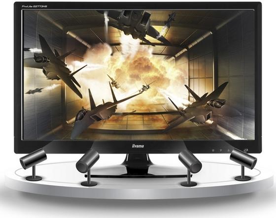 iiyama G2773SH monitor dla graczy
