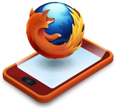 mozilla firefox os logo smartfon system operacyjny test przeglądarka