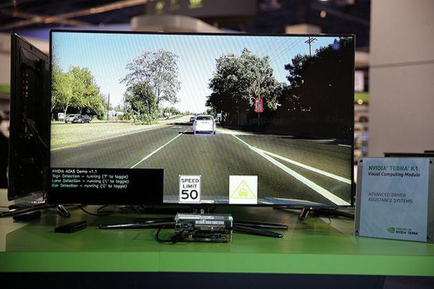 Nvidia Audi K1
