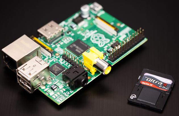 raspberrypi wygląd płytka zobacz jak powstaje minikomputer