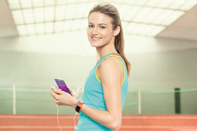 Samsung urządzenia mobilne pomagają w dbaniu o kondycję