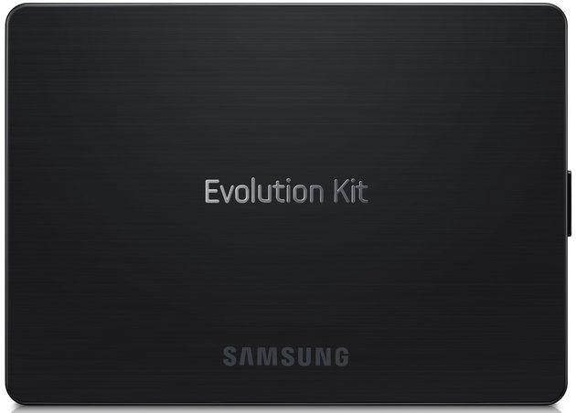 Samsung Evolution Kit wygląd