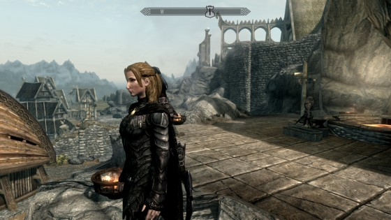The Elder Scrolls V: Skyrim screen z gry