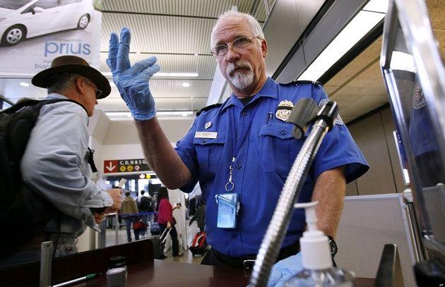 TSA badanie