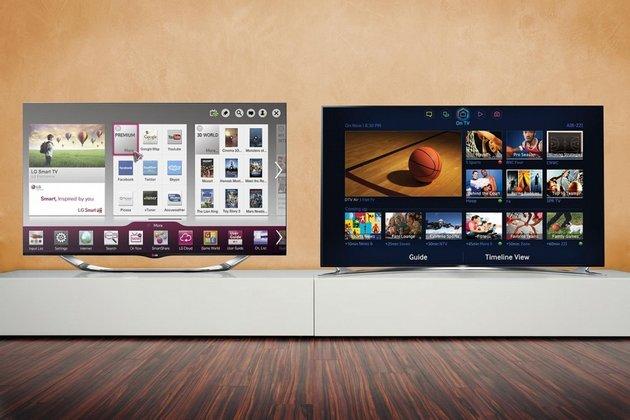 TV LG Samsung