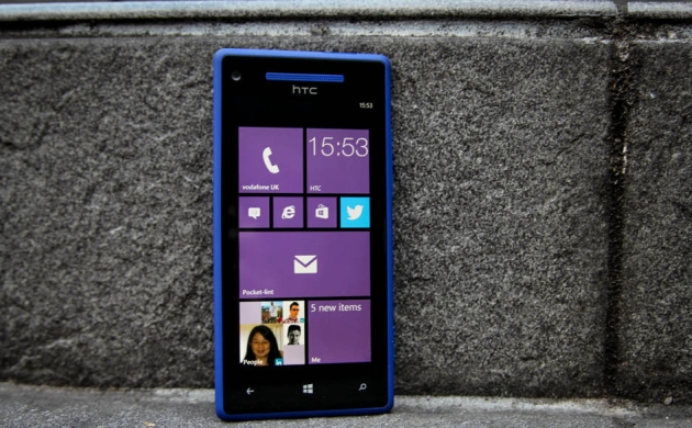 Windows Phone 8 system restarty smartfonów