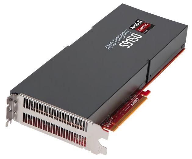 AMD FirePro S9150 karta graficzna