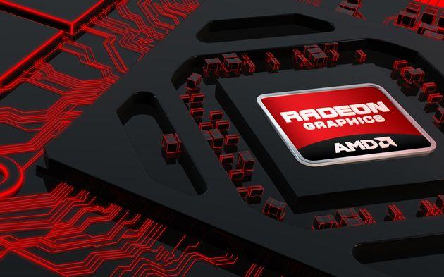 AMD Radeon układ graficzny