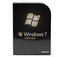 Microsoft Windows 7 Ultimate 64-bit