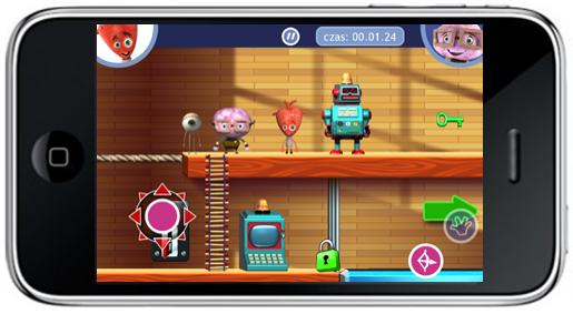 Serce iRozum gra pobierz download android ios Facebook wygląd