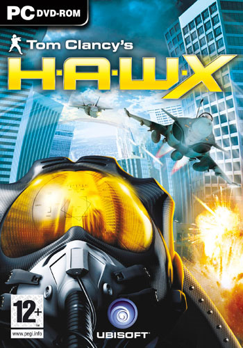 Tom Clancy's HAWX (2009/RUS/ENG/Лицензия)