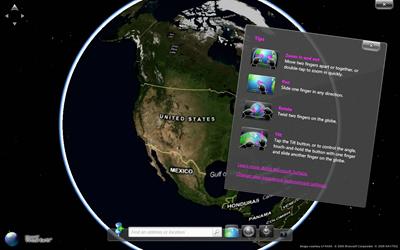 Windows Seven Touch Pack - dodatek dla użtkowników paneli dotykowych