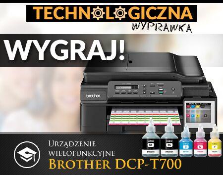 Wyniki konkursu: Technologiczna wyprawka - wygraj urządzenie wielofunkcyjne Brother