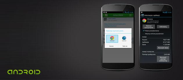 Usuwanie domyślnej aplikacji w systemie Android